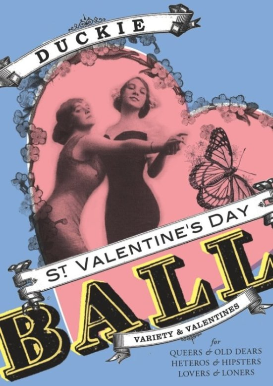 St Valentine's Day Ball at the BAC