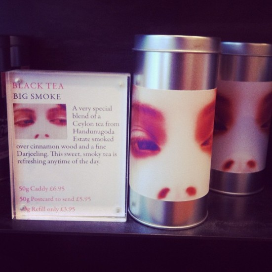 london smoke tea from postcard teas