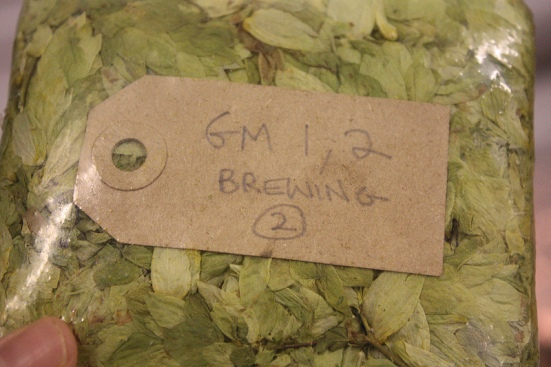 The mysterious hops from Kent Brewery