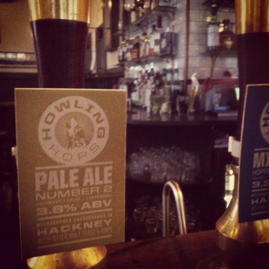 howling hops pale ale
